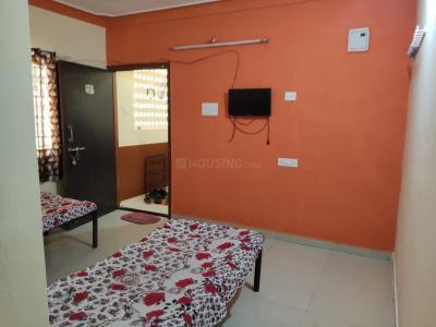 Bedroom Image of Vighnaharta PG in Kharadi