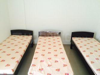अशोक नगर में अमरावथी एमजी रोड में बेडरूम की तस्वीर