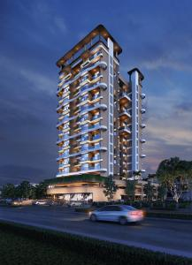 Gallery Cover Image of 1050 Sq.ft 2 BHK Apartment for buy in Tricity Eros, Kharghar for 12000000