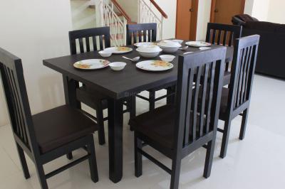 Dining Room Image of PG 4642352 Kharadi in Kharadi