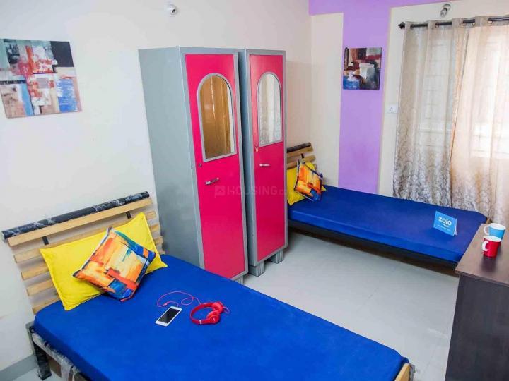 नागवारा में ज़ोलो अरोड़ा के बेडरूम की तस्वीर