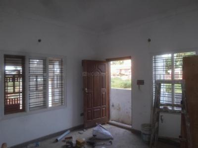 Gallery Cover Image of 800 Sq.ft 2 BHK Independent Floor for rent in Jalahalli West for 14000