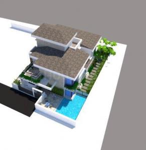 Gallery Cover Image of 2320 Sq.ft 4 BHK Villa for buy in Salcete for 15500000