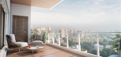 Gallery Cover Image of 2150 Sq.ft 3 BHK Apartment for buy in Silverglades Hightown Residences, Sushant Lok I for 33500000