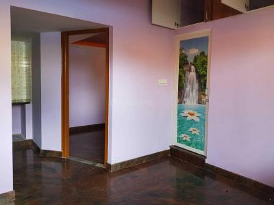 Gallery Cover Image of 950 Sq.ft 1 BHK Independent Floor for rent in Mathikere for 7500