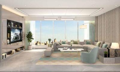 Gallery Cover Image of 1550 Sq.ft 3 BHK Apartment for buy in Malad West for 32000000