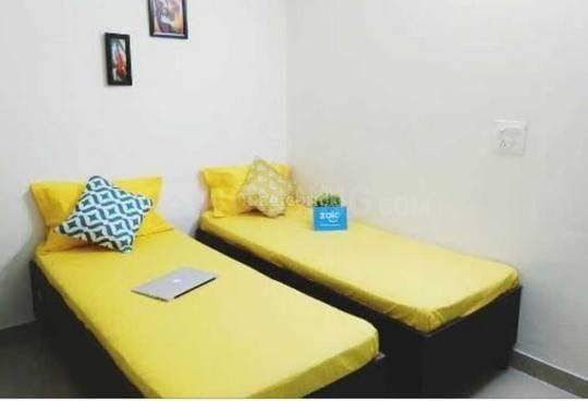 कल्याण विहार में जैन गर्ल्स पीजी नॉर्थ कैंपस के बेडरूम की तस्वीर