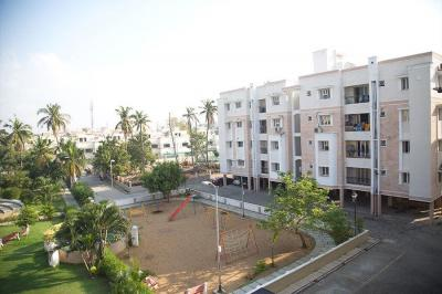 Gallery Cover Image of 1422 Sq.ft 3 BHK Apartment for buy in Plaza Green Acres, Perungudi for 8400000