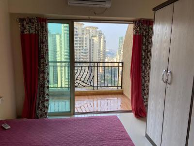 Gallery Cover Image of 970 Sq.ft 2 BHK Apartment for rent in Nahar Laurel and Lilac, Powai for 49000