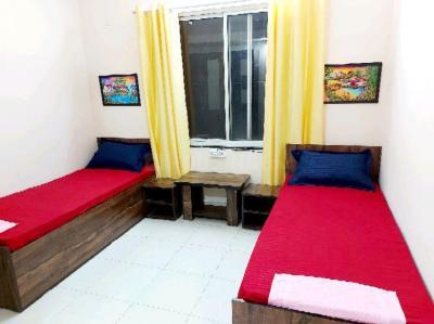 Bedroom Image of Singh PG in Viman Nagar