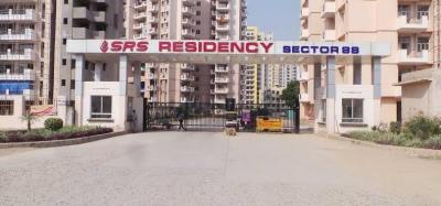 Gallery Cover Image of 1557 Sq.ft 3 BHK Apartment for rent in SRS Residency, Sector 88 for 15000