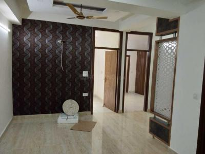 Gallery Cover Image of 650 Sq.ft 1 BHK Independent Floor for buy in Niti Khand for 2700000