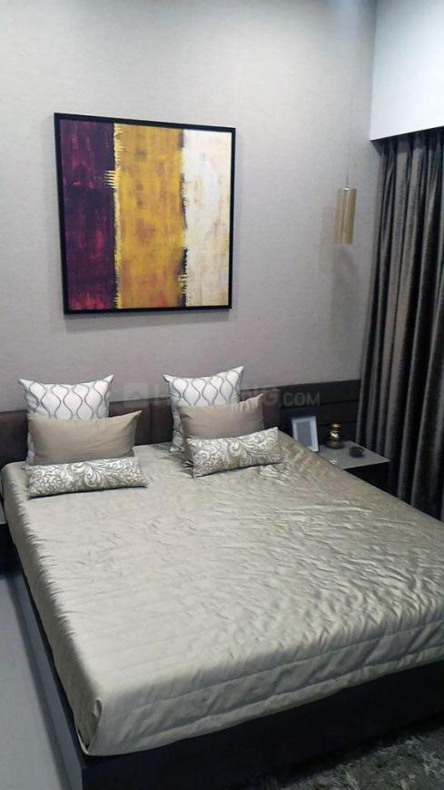 Bedroom Image of 695 Sq.ft 1 BHK Apartment for rent in Mira Road East for 17000