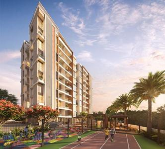 Gallery Cover Image of 1073 Sq.ft 3 BHK Apartment for buy in Infinity Legacy Millennia, Punawale for 6750000