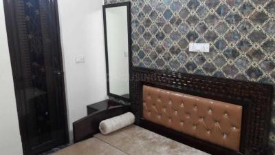 Bedroom Image of Ever Green PG in Ramesh Nagar