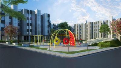 Gallery Cover Image of 418 Sq.ft 1 BHK Apartment for buy in Joka for 921000