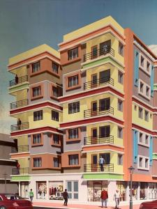 Gallery Cover Image of 913 Sq.ft 2 BHK Apartment for buy in Andul for 2373800