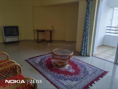 Gallery Cover Image of 1200 Sq.ft 3 BHK Apartment for rent in Devi Indrayani, Talwade for 20000