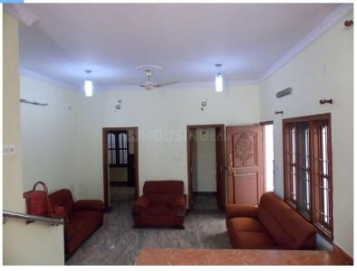Gallery Cover Image of 900 Sq.ft 2 BHK Independent House for rent in Jeevanbheemanagar for 20000