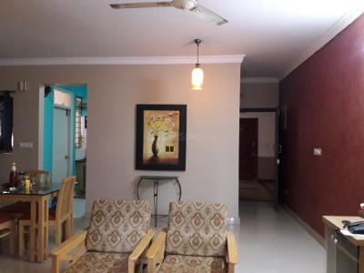 Gallery Cover Image of 1810 Sq.ft 3 BHK Apartment for rent in NCC Nagarjuna Green Woods, Kadubeesanahalli for 30000