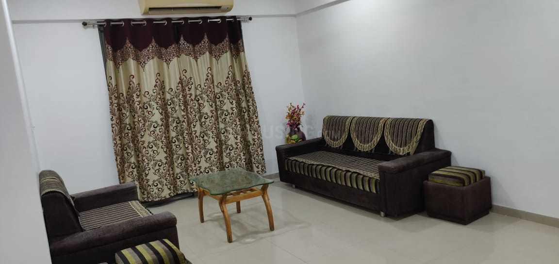 Living Room Image of 1800 Sq.ft 3 BHK Apartment for rent in Bopal for 26000