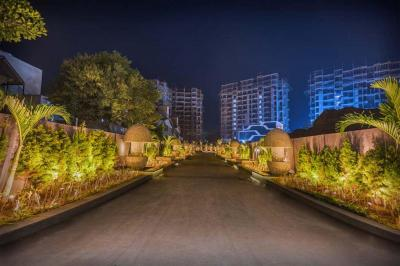 Gallery Cover Image of 644 Sq.ft 1 BHK Apartment for buy in Majestique Venice Building E Wing A, Dhayari for 3200000