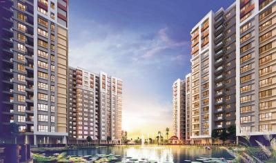 Gallery Cover Image of 1115 Sq.ft 3 BHK Apartment for buy in  Southwinds, Rajpur Sonarpur for 5000000