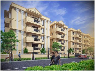 Gallery Cover Image of 1151 Sq.ft 2 BHK Apartment for buy in Keshwapur for 5345508