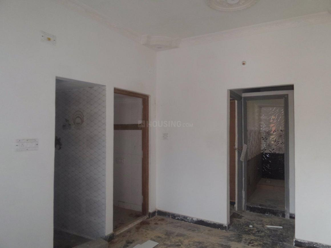 Living Room Image of 500 Sq.ft 1 BHK Independent Floor for rent in Bagalakunte for 7500