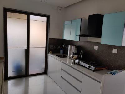 Gallery Cover Image of 1120 Sq.ft 2 BHK Apartment for rent in Aditya Aditya Vivaaz, Ravet for 18000