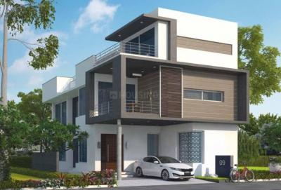 Gallery Cover Image of 3731 Sq.ft 4 BHK Independent House for buy in Bandlaguda Jagir for 26300000
