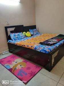 Bedroom Image of Arman PG in Sector 62
