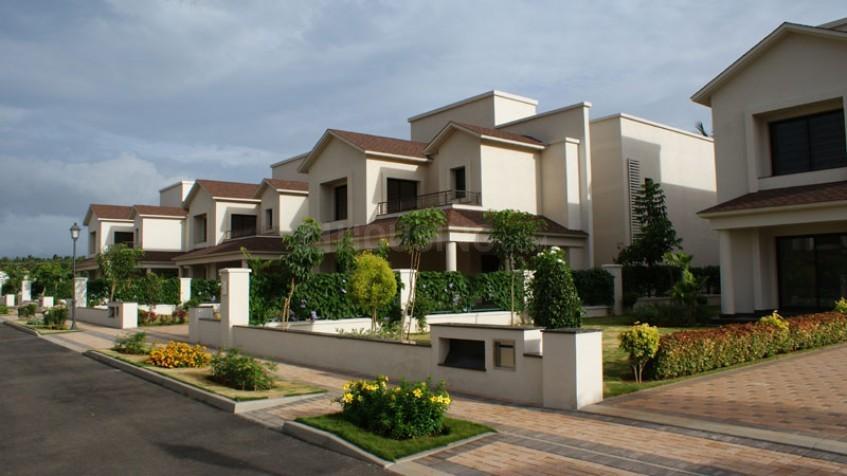 Building Image of 2195 Sq.ft 3 BHK Villa for buy in Veerakeralam for 15400000