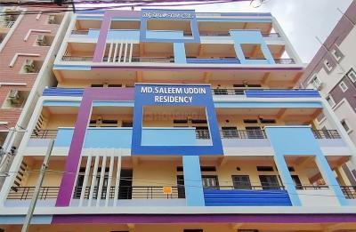 Gallery Cover Image of 600 Sq.ft 1 BHK Apartment for rent in Hafeezpet for 12000