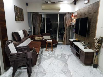 Gallery Cover Image of 1380 Sq.ft 3 BHK Apartment for buy in Vaibhav Paradise, Santacruz East for 30000000