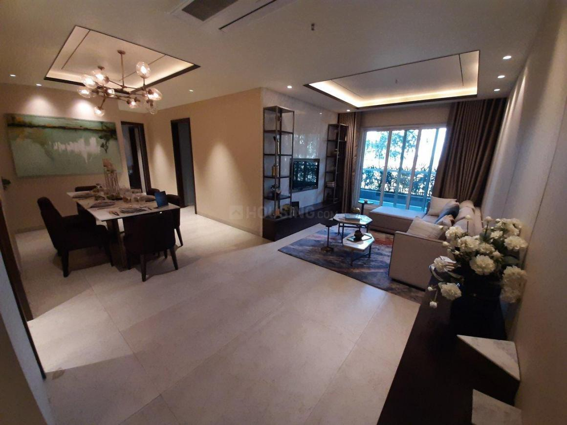 Living Room Image of 1723 Sq.ft 3 BHK Apartment for buy in Thane West for 19900000