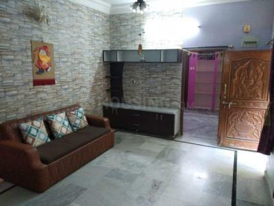 Gallery Cover Image of 1000 Sq.ft 2 BHK Independent House for rent in Pragathi Nagar for 16000