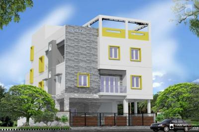Gallery Cover Image of 983 Sq.ft 2 BHK Apartment for buy in Pallikaranai for 4718378