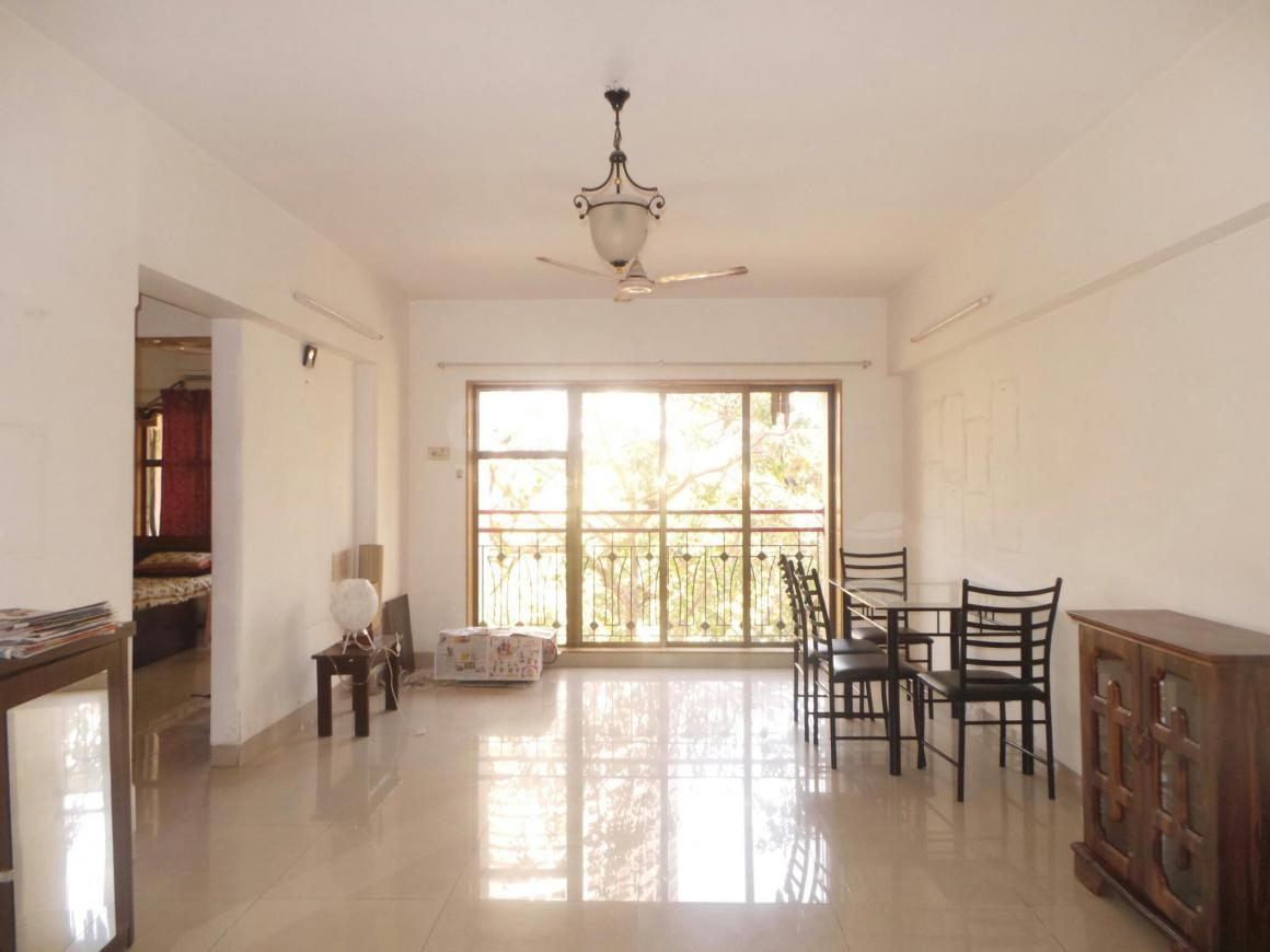 Living Room Image of 1250 Sq.ft 2 BHK Apartment for rent in Cumballa Hill for 100000