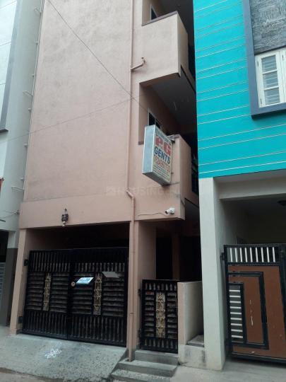 बेललंदूर में श्री विष्णु लक्ज़री पीजी में बिल्डिंग की तस्वीर