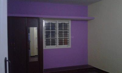 Gallery Cover Image of 450 Sq.ft 1 RK Independent House for rent in Vidyaranyapura for 6000