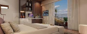 Gallery Cover Image of 922 Sq.ft 2 BHK Apartment for buy in Bharat The Province Phase I, Punawale for 5200000