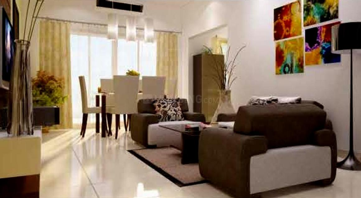 Living Room Image of 765 Sq.ft 1 BHK Apartment for buy in Marsur for 2700000