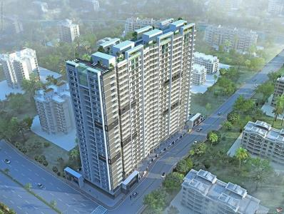 Gallery Cover Image of 950 Sq.ft 1 BHK Apartment for buy in Sethia Kalpavruksh Heights, Kandivali West for 14500000