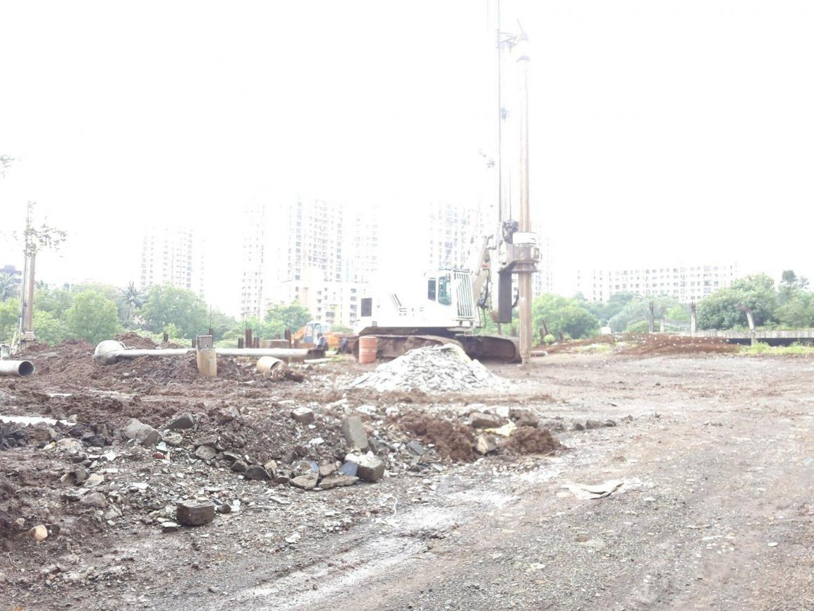Building Image of 1153 Sq.ft 2 BHK Apartment for buy in Mulund West for 16000000