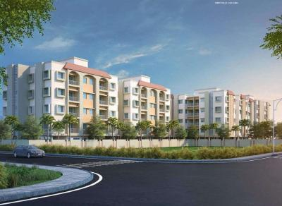 Gallery Cover Image of 566 Sq.ft 1 BHK Apartment for buy in Tollygunge for 1584800