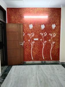 Gallery Cover Image of 450 Sq.ft 1 BHK Independent Floor for rent in Govindpuri for 7000