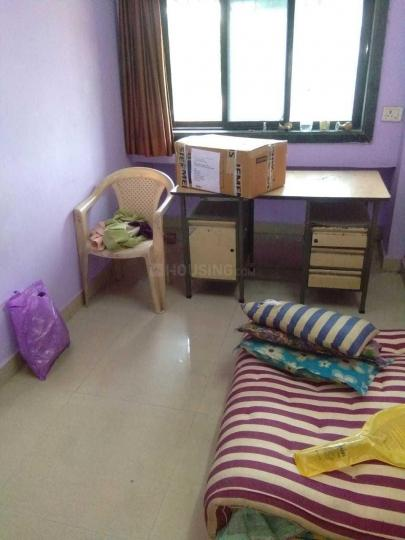 Bedroom Image of 1000 Sq.ft 2 BHK Apartment for rent in Kharghar for 19500