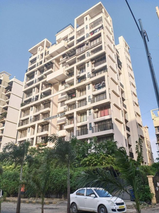 Building Image of 1475 Sq.ft 3 BHK Apartment for buy in Ulwe for 12500000
