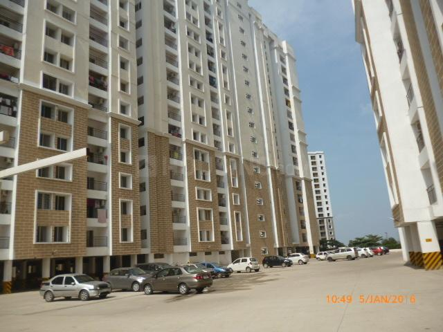Building Image of 692 Sq.ft 1 BHK Apartment for buy in Korattur for 3800000